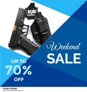 7 Best Kydex Holster Black Friday 2020 and Cyber Monday Deals [Up to 30% Discount]