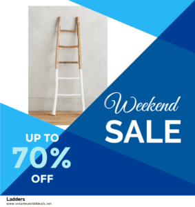 10 Best Black Friday 2021 and Cyber Monday  Ladders Deals | 40% OFF