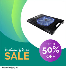 Top 5 Black Friday 2020 and Cyber Monday Laptop Cooling Pad Deals [Grab Now]