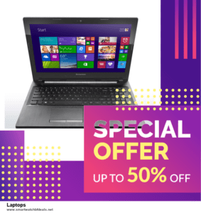 List of 6 Laptops Black Friday 2020 and Cyber MondayDeals [Extra 50% Discount]