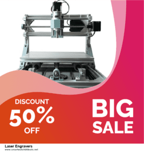 5 Best Laser Engravers Black Friday 2020 and Cyber Monday Deals & Sales