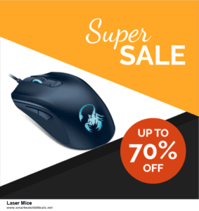 9 Best Black Friday and Cyber Monday Laser Mice Deals 2020 [Up to 40% OFF]
