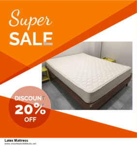 List of 10 Best Black Friday and Cyber Monday Latex Mattress Deals 2020