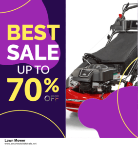 13 Best Black Friday and Cyber Monday 2020 Lawn Mower Deals [Up to 50% OFF]