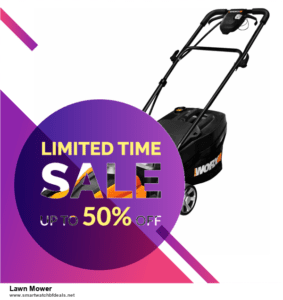 7 Best Lawn Mower Black Friday 2020 and Cyber Monday Deals [Up to 30% Discount]