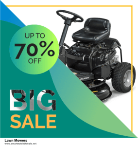 13 Exclusive Black Friday and Cyber Monday Lawn Mowers Deals 2020