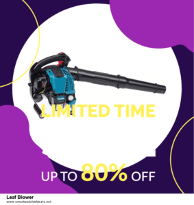 6 Best Leaf Blower Black Friday 2020 and Cyber Monday Deals | Huge Discount