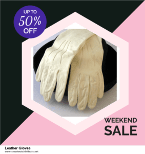 Top 5 Black Friday and Cyber Monday Leather Gloves Deals 2020 Buy Now