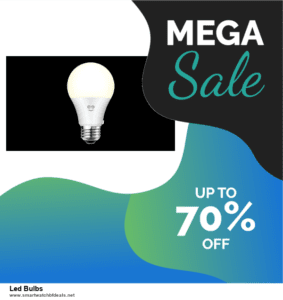 Top 10 Led Bulbs Black Friday 2020 and Cyber Monday Deals