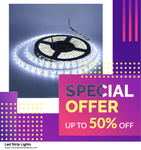 Top 10 Led Strip Lights Black Friday 2020 and Cyber Monday Deals