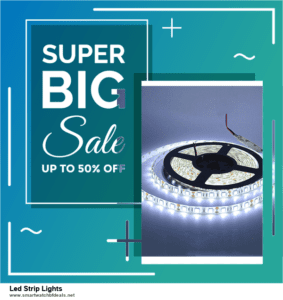 List of 10 Best Black Friday and Cyber Monday Led Strip Lights Deals 2020