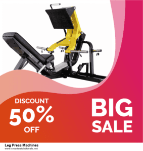 6 Best Leg Press Machines Black Friday 2021 and Cyber Monday Deals | Huge Discount