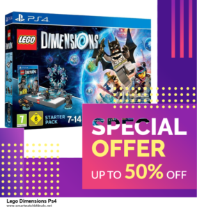 Top 5 Black Friday 2020 and Cyber Monday Lego Dimensions Ps4 Deals [Grab Now]