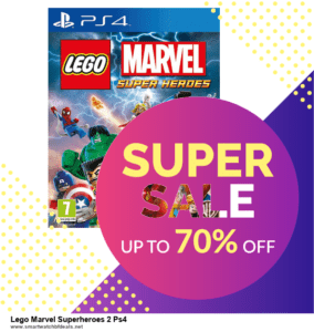 9 Best Lego Marvel Superheroes 2 Ps4 Black Friday 2020 and Cyber Monday Deals Sales