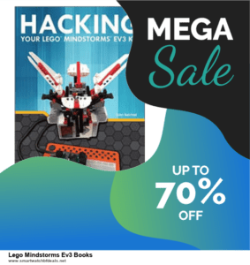 7 Best Lego Mindstorms Ev3 Books Black Friday 2020 and Cyber Monday Deals [Up to 30% Discount]