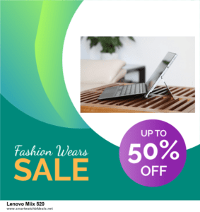 Top 5 Black Friday 2020 and Cyber Monday Lenovo Miix 520 Deals [Grab Now]