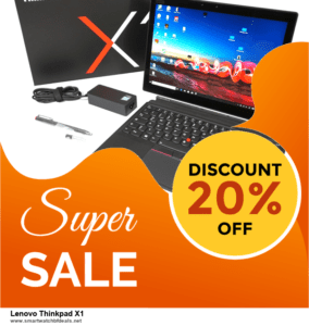 10 Best Lenovo Thinkpad X1 Black Friday 2020 and Cyber Monday Deals Discount Coupons