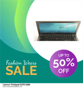 Top 10 Lenovo Thinkpad X270 X260 Black Friday 2020 and Cyber Monday Deals