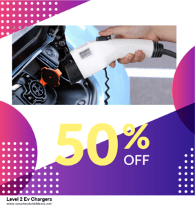 Top 5 Black Friday 2020 and Cyber Monday Level 2 Ev Chargers Deals [Grab Now]