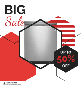 5 Best Lg Dishwasher Black Friday 2020 and Cyber Monday Deals & Sales