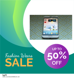 List of 6 Lg G Black Friday 2020 and Cyber MondayDeals [Extra 50% Discount]