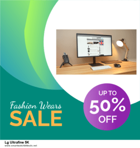 7 Best Lg Ultrafine 5K Black Friday 2020 and Cyber Monday Deals [Up to 30% Discount]
