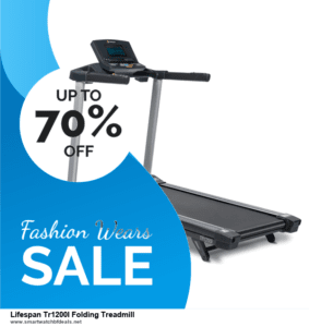Top 10 Lifespan Tr1200I Folding Treadmill Black Friday 2020 and Cyber Monday Deals