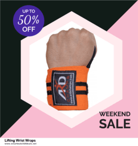 List of 10 Best Black Friday and Cyber Monday Lifting Wrist Wraps Deals 2020