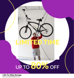 Top 10 Lifts For Bike Storage Black Friday 2020 and Cyber Monday Deals