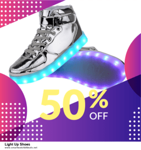 Top 11 Black Friday and Cyber Monday Light Up Shoes 2020 Deals Massive Discount