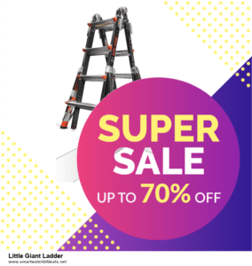 6 Best Little Giant Ladder Black Friday 2020 and Cyber Monday Deals | Huge Discount