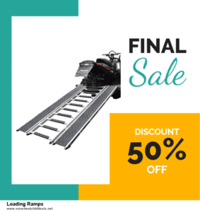 7 Best Loading Ramps Black Friday 2020 and Cyber Monday Deals [Up to 30% Discount]