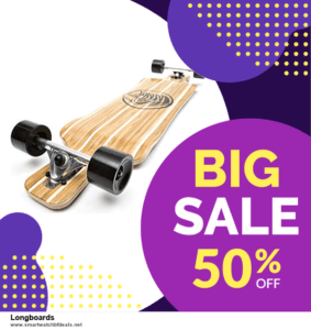 Top 10 Longboards Black Friday 2020 and Cyber Monday Deals