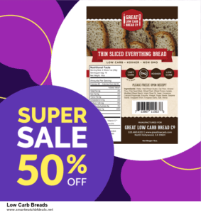 13 Exclusive Black Friday and Cyber Monday Low Carb Breads Deals 2020