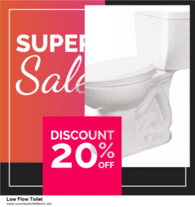 Top 11 Black Friday and Cyber Monday Low Flow Toilet 2020 Deals Massive Discount