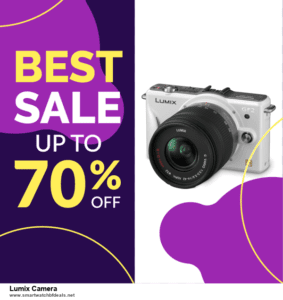 7 Best Lumix Camera Black Friday 2020 and Cyber Monday Deals [Up to 30% Discount]