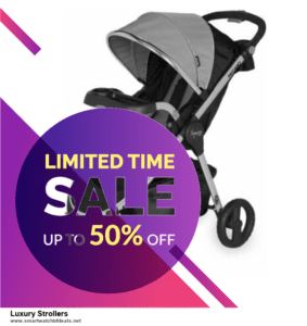 7 Best Luxury Strollers Black Friday 2020 and Cyber Monday Deals [Up to 30% Discount]