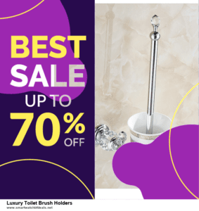 13 Exclusive Black Friday and Cyber Monday Luxury Toilet Brush Holders Deals 2020