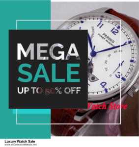 Top 10 Luxury Watch Sale Black Friday 2020 and Cyber Monday Deals