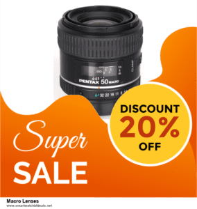 10 Best Macro Lenses Black Friday 2020 and Cyber Monday Deals Discount Coupons