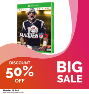 Top 5 Black Friday 2020 and Cyber Monday Madden 18 Ps4 Deals [Grab Now]