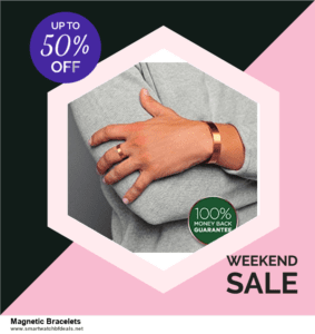 13 Exclusive Black Friday and Cyber Monday Magnetic Bracelets Deals 2020
