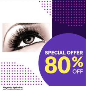 7 Best Magnetic Eyelashes Black Friday 2020 and Cyber Monday Deals [Up to 30% Discount]