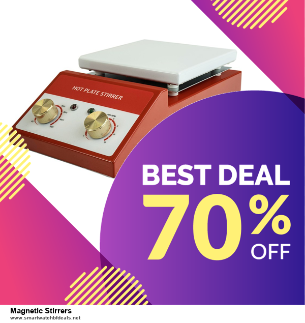 9 Best Black Friday and Cyber Monday Magnetic Stirrers Deals 2020 [Up to 40% OFF]
