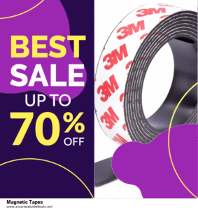 10 Best Black Friday 2020 and Cyber Monday  Magnetic Tapes Deals | 40% OFF