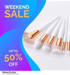 Top 10 Makeup Brushes Black Friday 2020 and Cyber Monday Deals