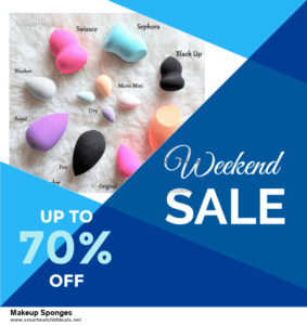 10 Best Black Friday 2020 and Cyber Monday  Makeup Sponges Deals | 40% OFF