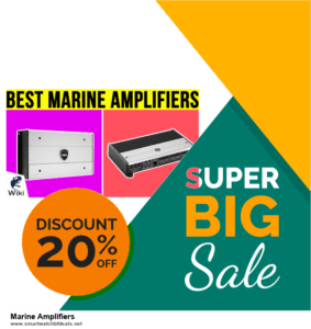 Top 5 Black Friday and Cyber Monday Marine Amplifiers Deals 2020 Buy Now