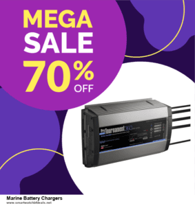 5 Best Marine Battery Chargers Black Friday 2020 and Cyber Monday Deals & Sales