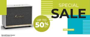 Grab 10 Best Black Friday and Cyber Monday Marshall Woburn Speaker Deals & Sales